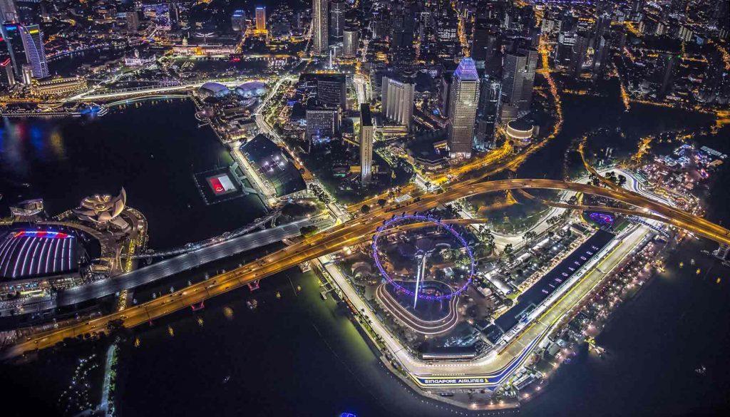 Marina singapore grand prix
