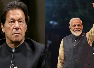 No Imran Khan in Modi's Swearing-In Ceremony