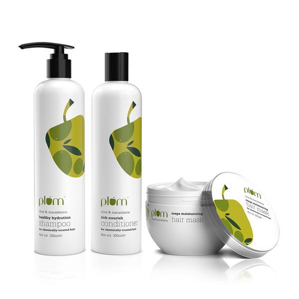 Plum vegan shampoo Brand