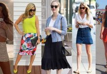 Skirts For Different Occasions