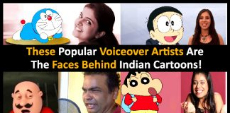 cartoon voice actors