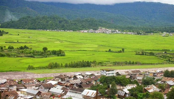 Ziro-where to go in summer vacation