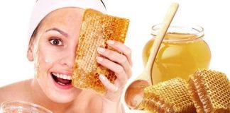 honey beauty tips