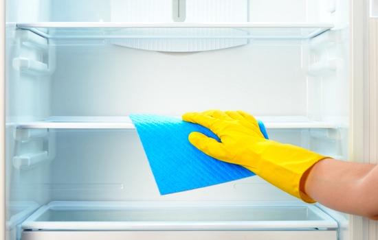 refrigerator clean