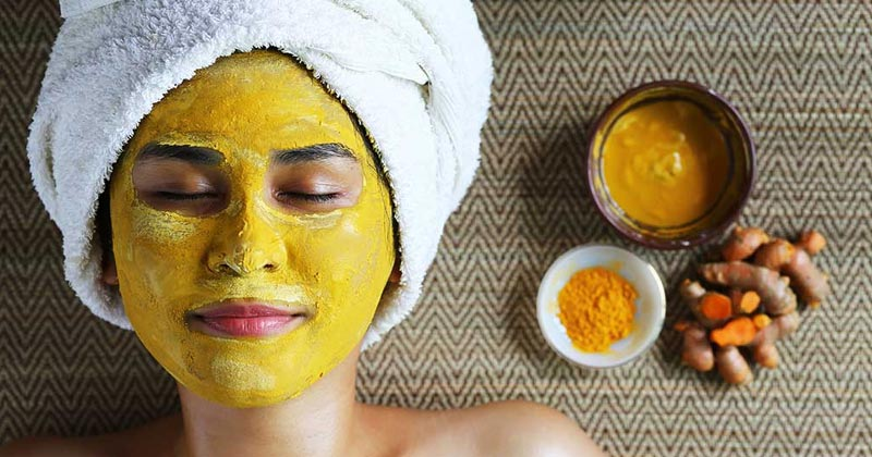 turmeric face masks