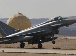 Euro Fighter Jet