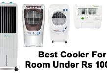 Best Cooler For Room Under Rs 10000