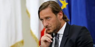 Francesco Totti Leaves Roma After 30 Years
