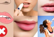 Tips for Healthy lips