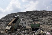 India's trash mountains