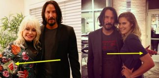 "Keanu Reeves Keeps His Hands ""off women""!"
