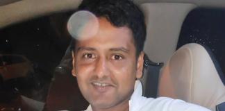 Mumbai cab driver