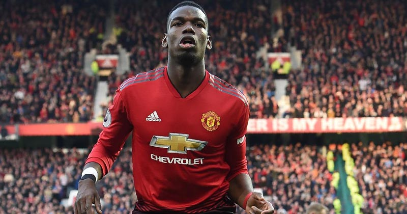 Paul Pogba Seeking New Challenge