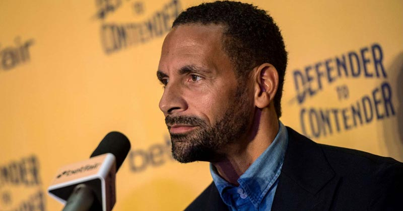 Rio Ferdinand Open to Manchester United