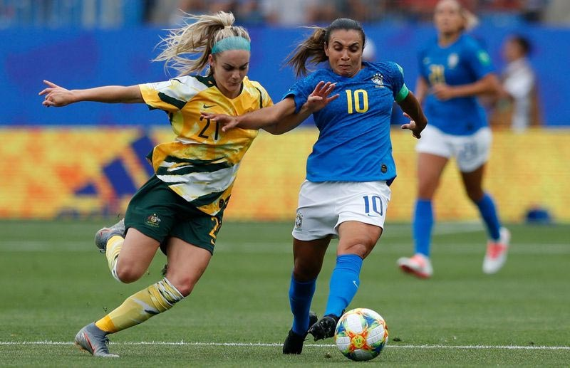 Australia Keep WWC Hopes Alive With Thrilling Comeback
