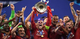 liverpool win champions league final 2019