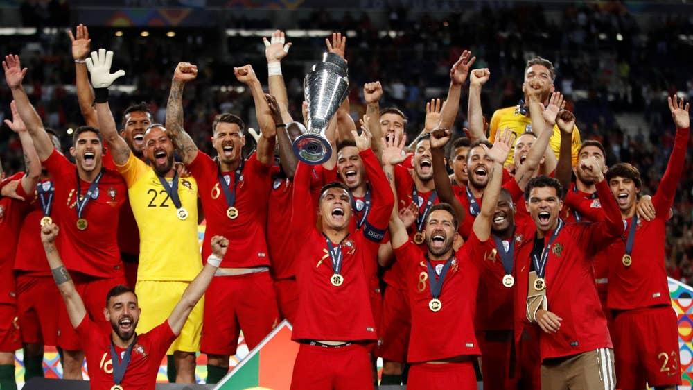 portugal defeats holland