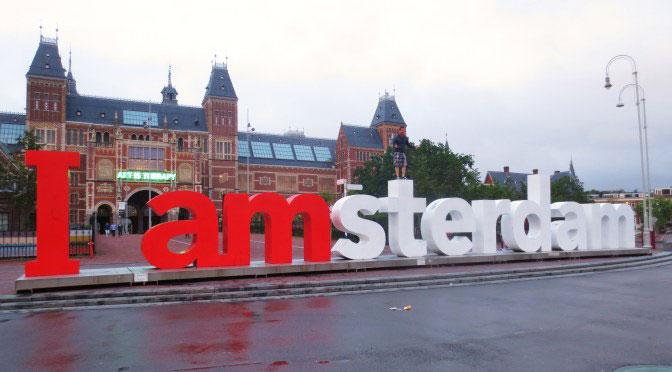 Amsterdam letter
