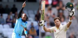 Ashes 2019 Key Players