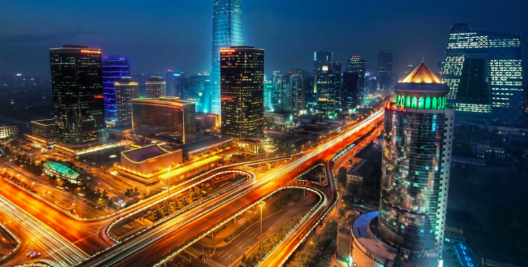 smart cities in China