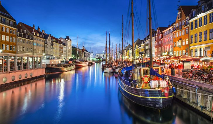 Denmark Top 10 Richest Countries