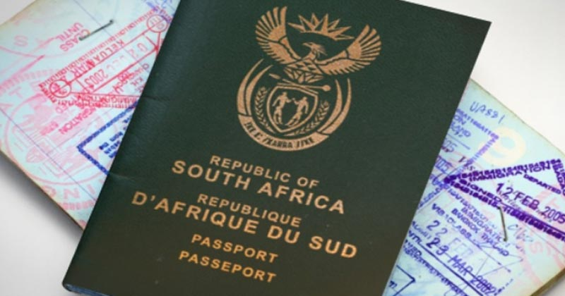 Do You Know South Africans Can Visit As Many As 99 Countries Without A Visa