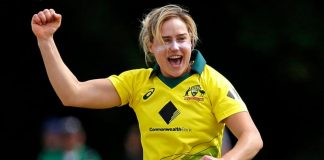 Ellyse Perry Records