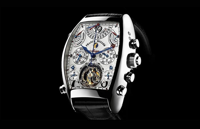 Franck Muller Aeternitas Mega 4 - Most Expensive Watches In The World 2019