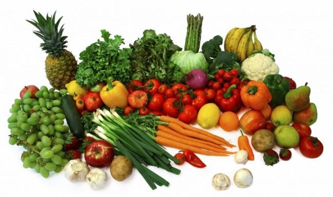 Greens & Coloured Vegetables