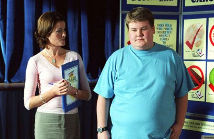 James Corden Fat Friends