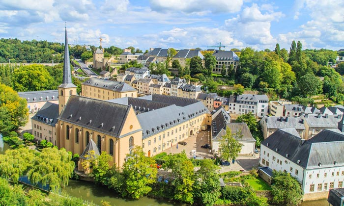 Luxembourg Top 10 Richest Countries