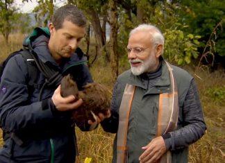 Narendra Modi Bear Grylls Man Vs Wild