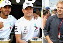Nico Rosberg Offers Advice To Mercedes' Valtteri Bottas On How To Beat Lewis