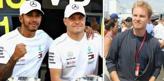 "Nico Rosberg States, ""Bottas Should Work Harder To Beat Hamilton"""
