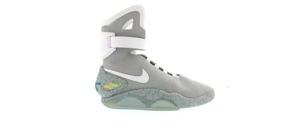Nike air Mag 2011 - Most Expensive Sneakers in the World