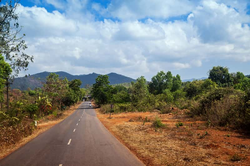 North to South Goa Road Trip