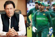 PM Imran Khan offers excitable, optimistic views on Pakistan Cricket team