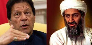Pakistani Intel led the US to Osama Bin Laden, says Imran Khan
