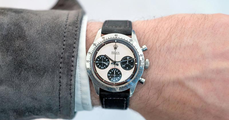 Paul Newman Rolex Dayton - Most Expensive Watches In The Worlda Price