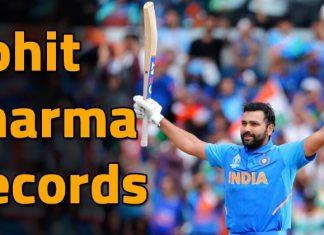 Rohit Sharma Records