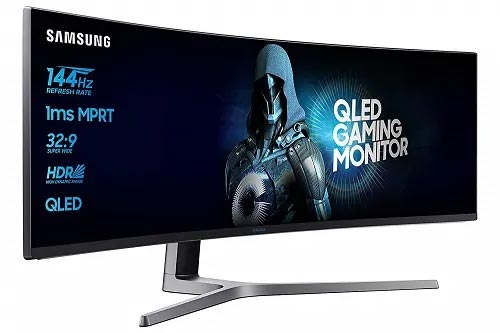 Samsung LC49HG90DMU 48.9-inch Curved Ultrawide Gaming Monitor