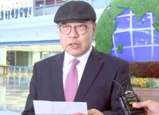 South Korean defector moves to North Korea