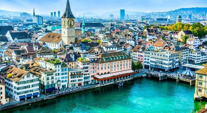 Switzerland city
