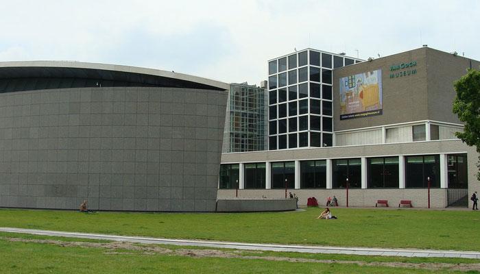 Van Gogh Museum in amsterdam