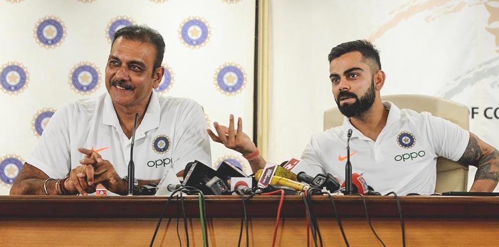 Virat Kohli States His View On Ravi Shastri Continuing As Coach