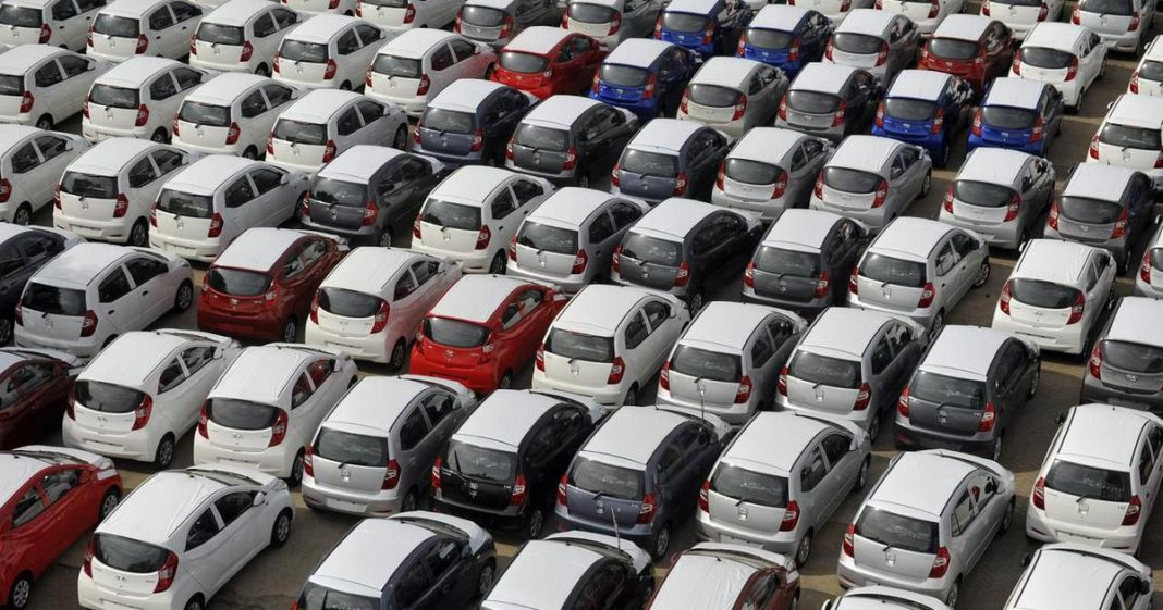Car sales down 2019