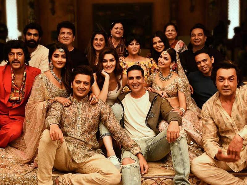 Akshay Kumar's Housefull 4