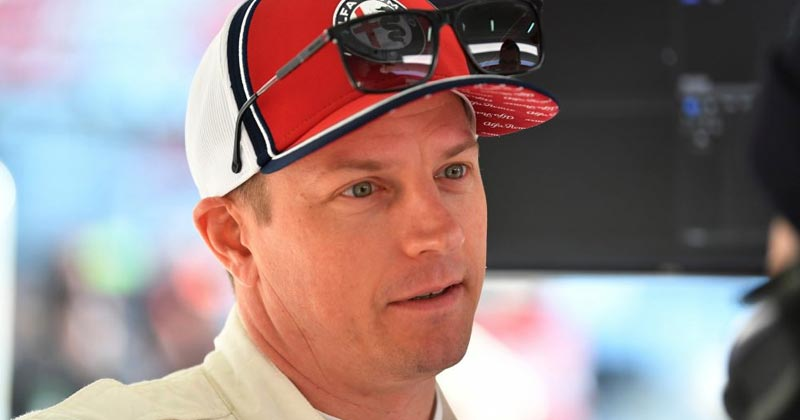 Alfa Romeo Team Manager Shares Exciting Insight On Kimi Raikkonen