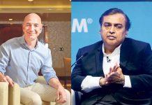 Ambani-Jeff Bezos deal