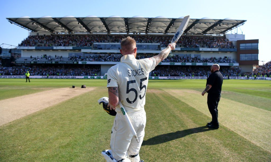 Ben Stokes 135 Not out Against Australia